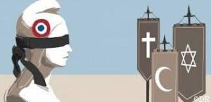 Les religions dans l'espace public