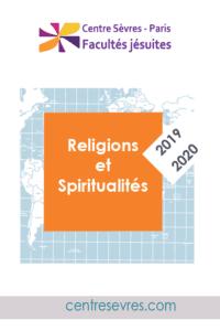 2019-2020Cours et conférences Religions et spiritualites-centre sevres