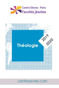 2019-2020 Cours et conférences Théologie-centre sevres