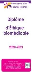 2020-2021_Diplôme d'Ethique biomédicale-centresevres