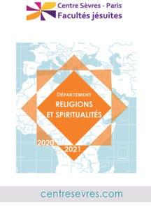 2020-2021 Religions et Spiritualités-couv-centresevres