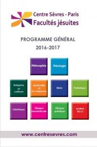 couverture Programme 2016-2017
