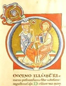05-11-16 Augustin d'Hippone et un clerc - I Bochet