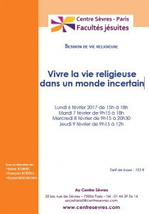 vie religieuse 2017 couv