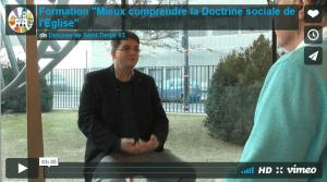 Grégoire Catta comprendre doctrine sociale