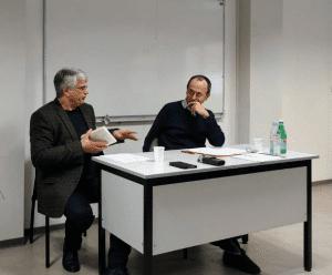 Henri Laux Seminaire Spinoza Paris 8
