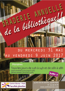 Braderie bibliotheque 2017
