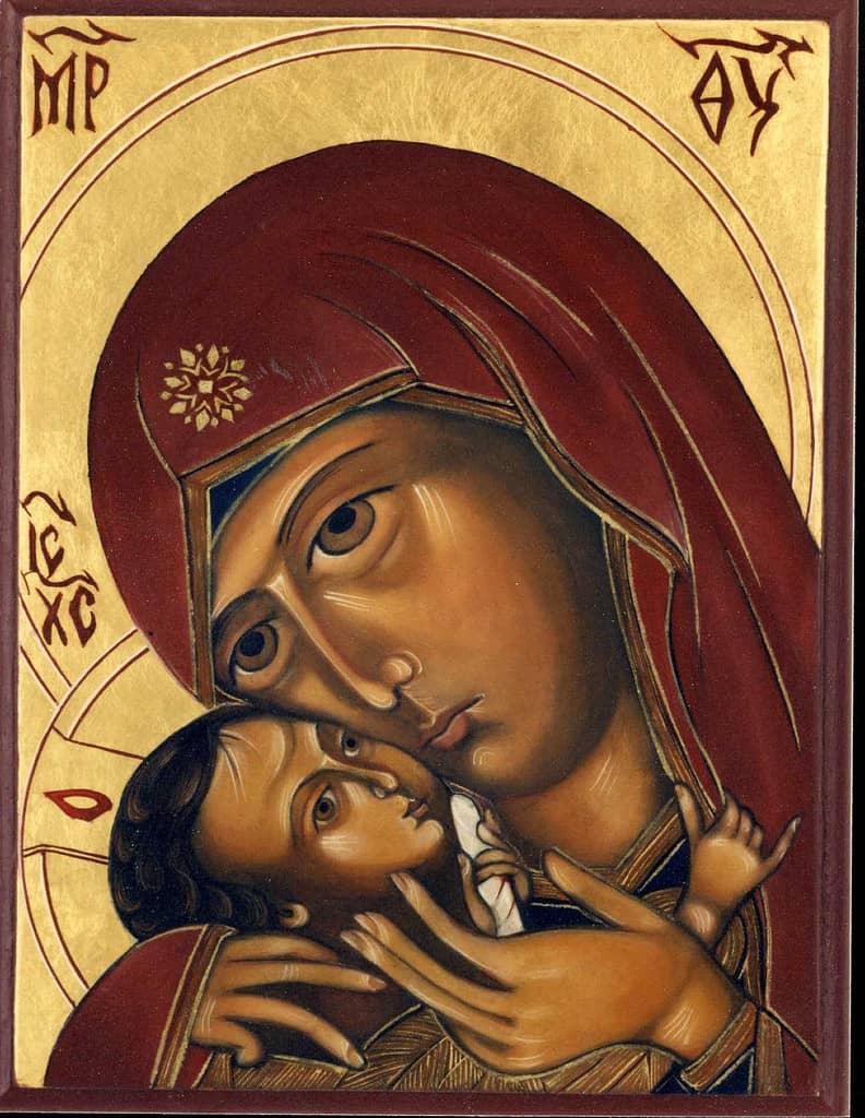 """Résultat de recherche d'images pour """"icone mère de dieu"""""""