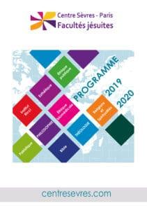 2019-2020 Couv Programme cours et conférencesCentre Sevres