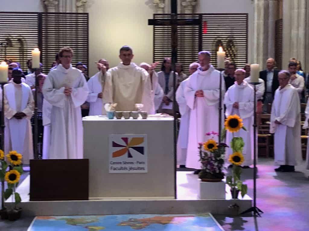 Messe du Centre Sèvres : rdv à l'église St Ignace