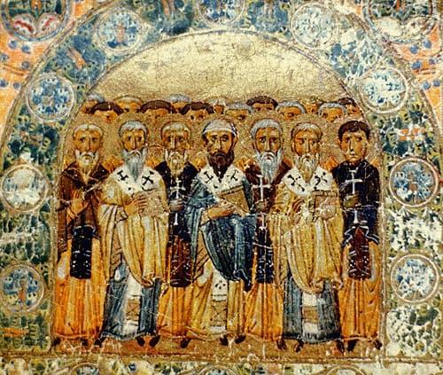 Les Pères grecs des IIIe et IVe siècles