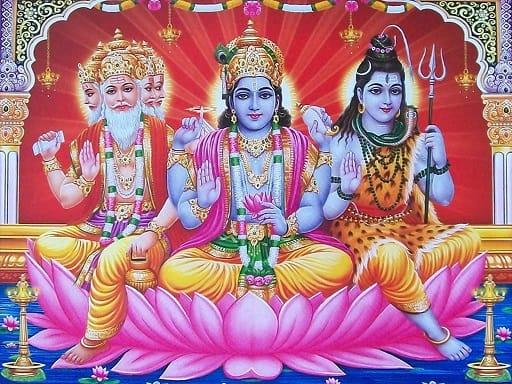 L'être humain dans les traditions indiennes