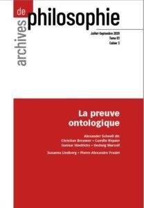 Archives de Philo-83-3-la preuve ontologique-juillet aout 2020