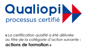 logo certification Qualiopi 2020 mention legale