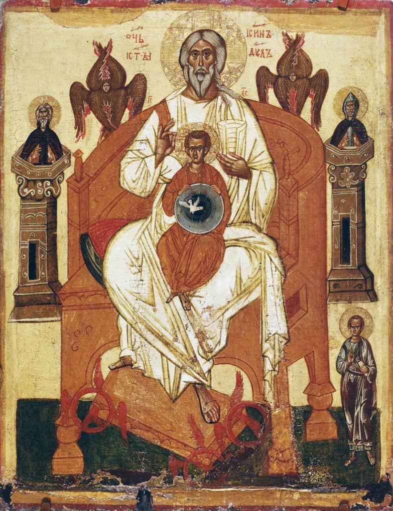 Ignace de Loyola  et la théologie trinitaire aujourd'hui