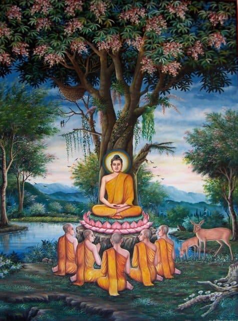 Spiritualités de l'Inde : les pélerinages en mémoire du Bouddha - Croq'Théo