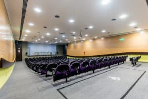 Picture of the auditorium for hire