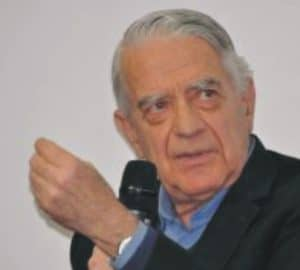 Picture of Federico Lombardi at our Forums 2020