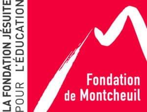 Logotype Fondation de Montcheuil